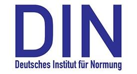 Deutsches Institut für Normung (DIN)