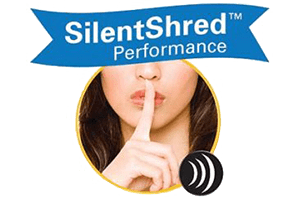 Silent Shred Performance